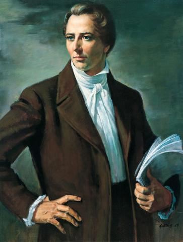 Joseph Smith Founded the Church of Jesus Christ of the Later-Day Saints