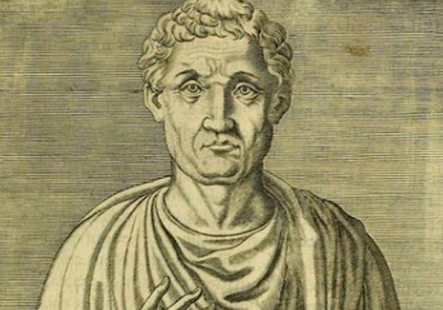 Filósofos en Roma