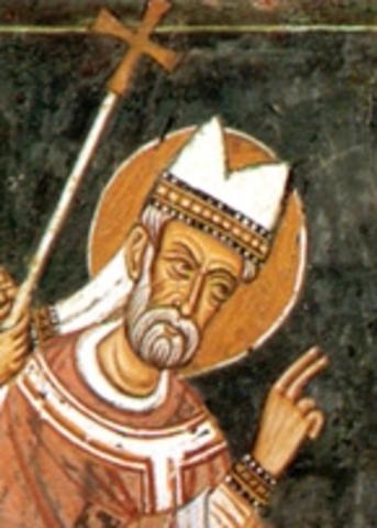 El papa Silvestre