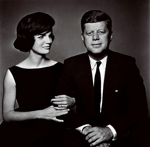 Джон Фицджеральд Кеннеди, 35-й президент США