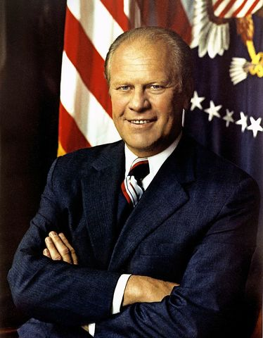 Джеральд Рудольф Форд Мл., 38-й президент США