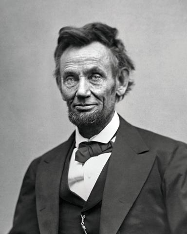 Авраам Линкольн, 16-й президент США