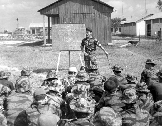 South Vietnam Training