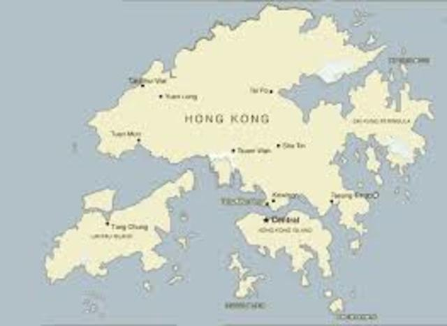 New territories leased for 99 years