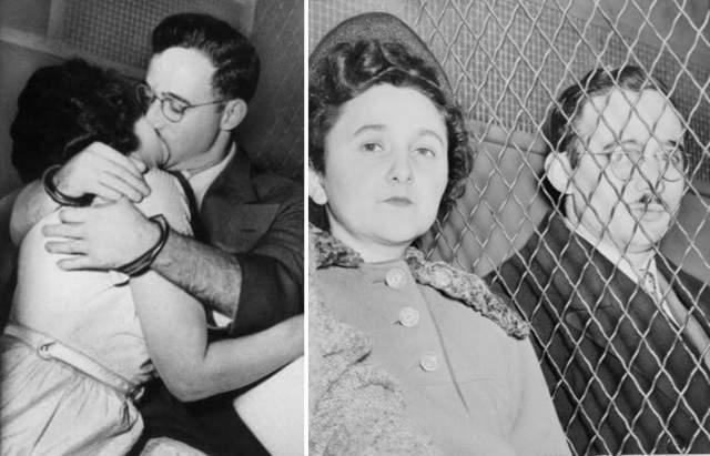 Открытие суда над супругами Розенберг