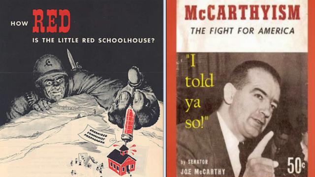 Смерть Маккарти