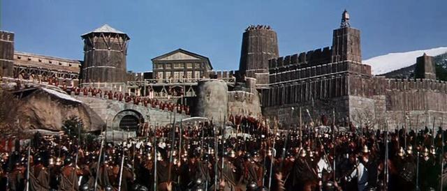 """""""Падение Римской империи"""" (Энтони Манн)"""