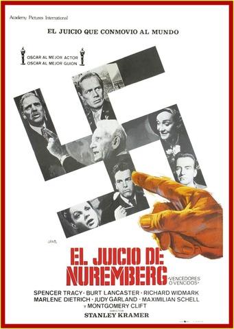 Нюрнбергский процесс (Стэнли Крамер)