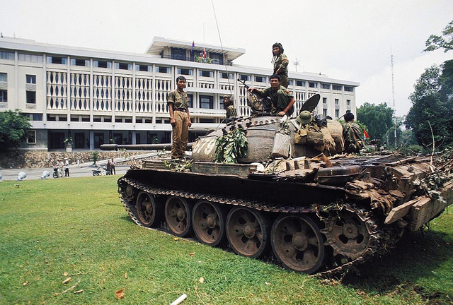 South Vietnam Is Seized