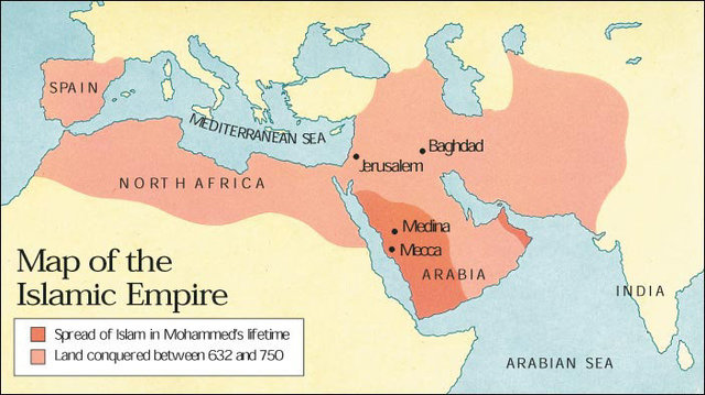 12.3, Arabia, Empire Forms
