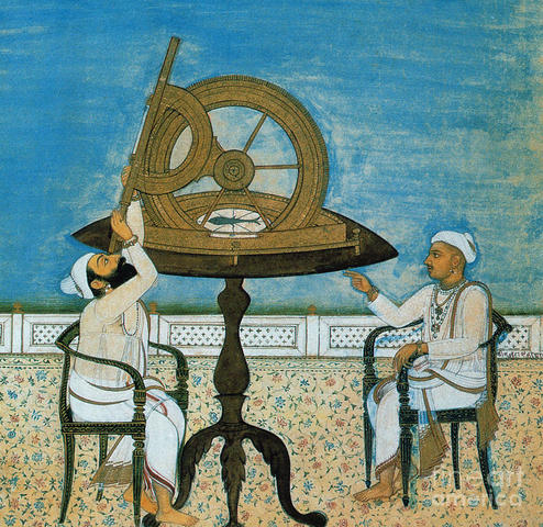 12.4, Islamic World, Advancements