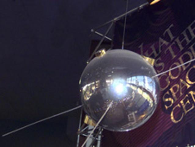 Launch of Vanguard 2 (U.S)