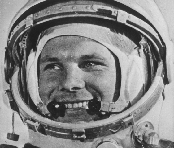 USSR Sends First Man Into Space