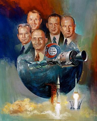 Apollo–Soyuz Test Project
