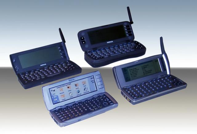Nokia 9000 Communicator (1.1, 1.10, 1.11, 2.1, 3.1, 3.5)