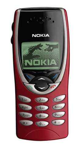 Nokia 8210 (1.1, 1.10, 1.11, 2.1, 3.1, 3.5)