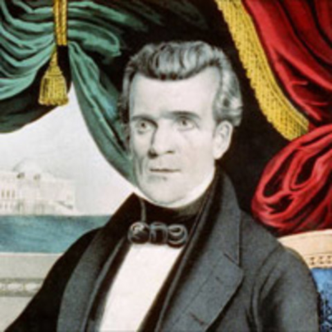 James Polk Elected President