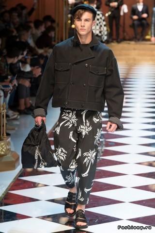 Dolce&Gabbana в Америке