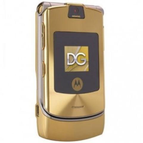 Телефон «MOTORAZR V3i Dolce&Gabbana»