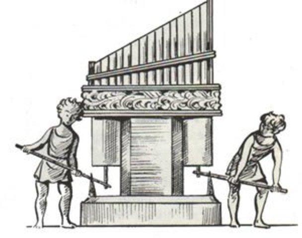 Hydraule de Ctésibios