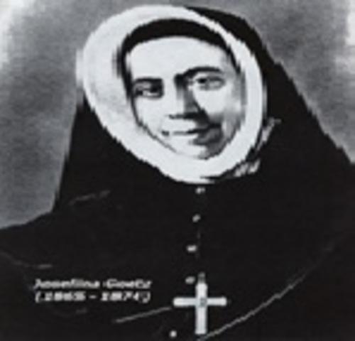 Muerte de la Sta Madre / 9º Congración General