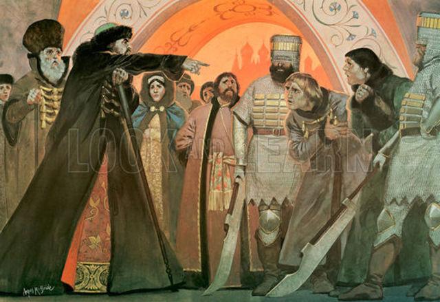 Ivan's Reign of Terror