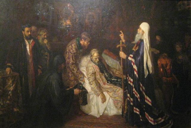 Ivan The Terrible Death