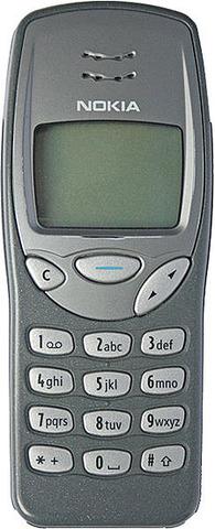 Nokia 3210 (1.1, 1.10, 1.11, 2.1, 3.1, 3.5)