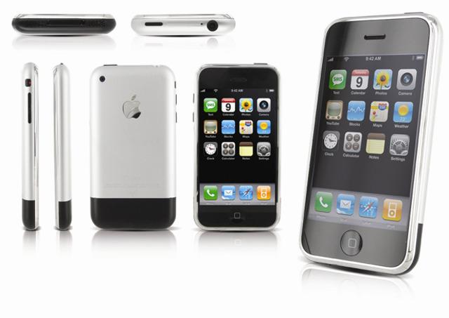 iPhone (1.1, 1.10, 1.11, 2.1, 3.1, 3.5)