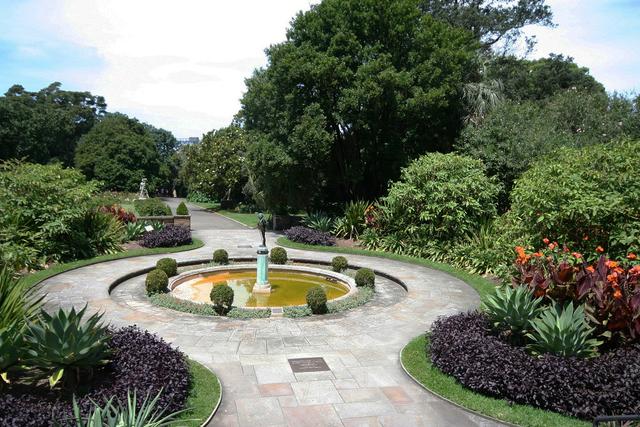 First European Botanical Garden