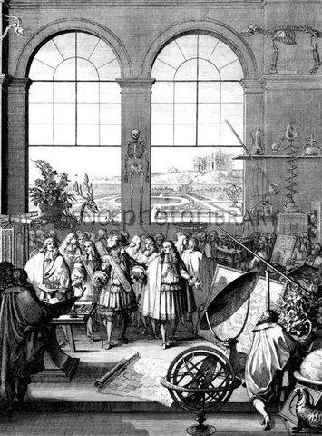 First Scientific Society