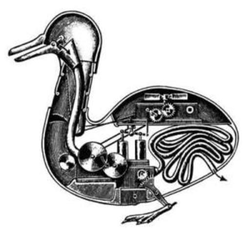 Второе изобретение Жака де Вокансона