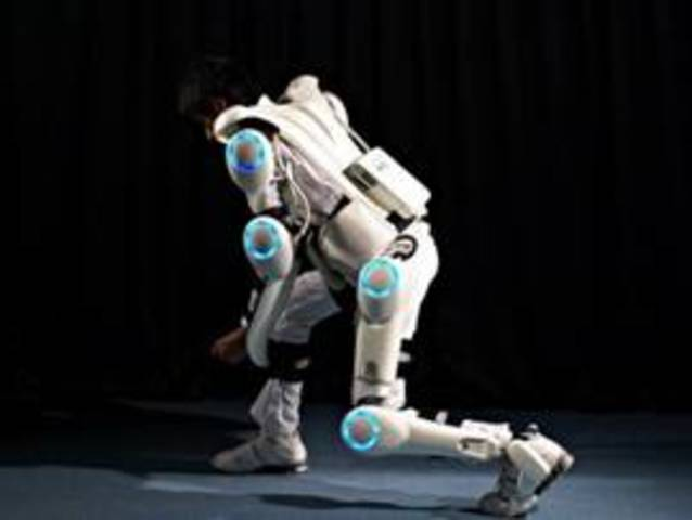 Hybrid Assistive Limb