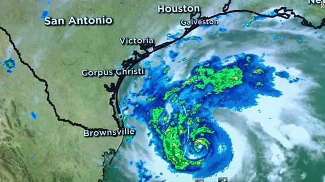 Huracà Harvey (fet climàtic)