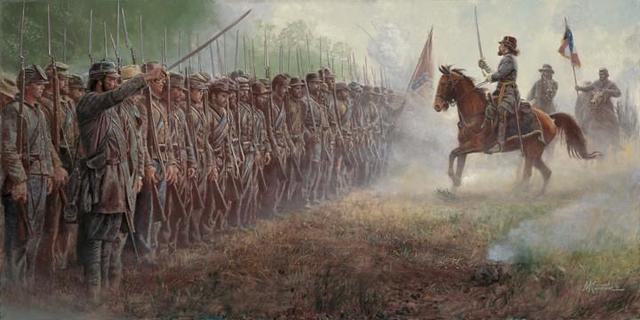 Gettysburg, Pennsylvania-Picket's Charge