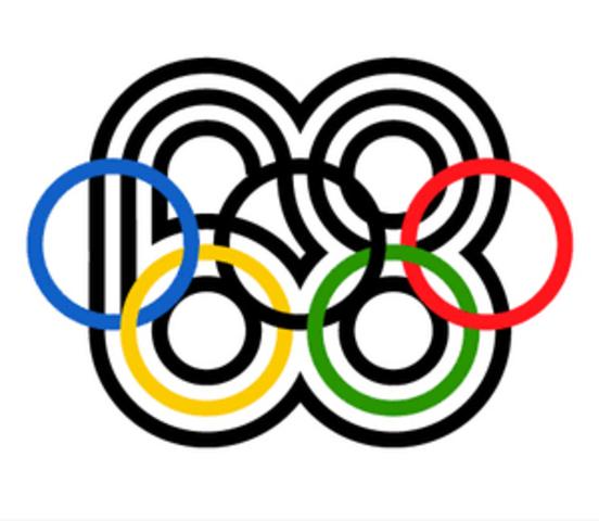 Juegos olimpícos de México