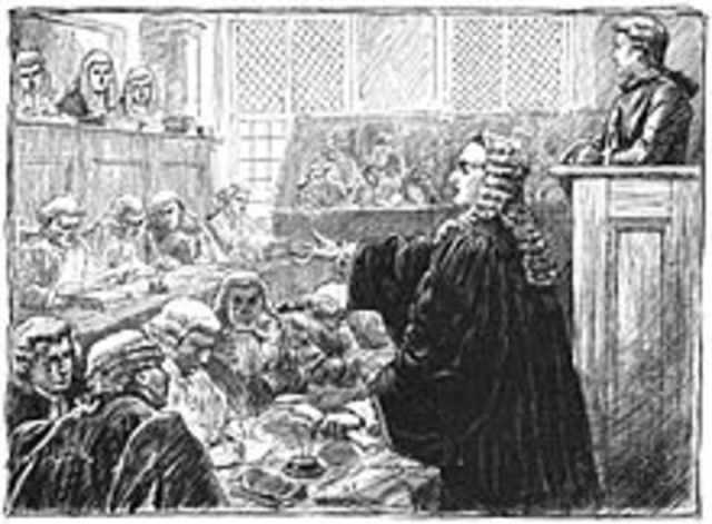 John Peter Zenger's case