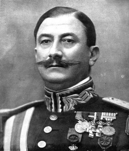 Dimisión de PDR forzada por Alfonso XIII