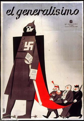 Franco: Jefe de gobierno y generalisimo de los Ejércitos Españoles