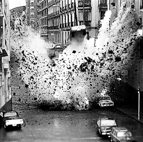 Asesinato del vicepresidente Carrero Blanco