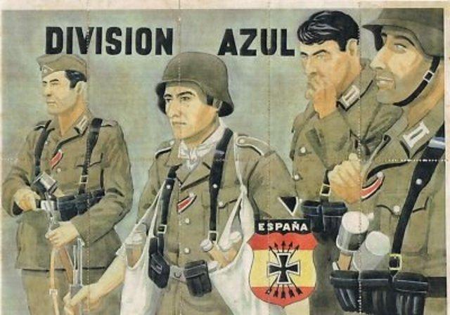 Apoyo a las tropas alemanas