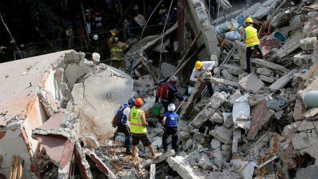 Terratrèmol a Mèxic (climàtic)