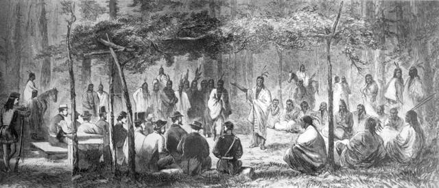 Medicine Lodge Creek Treaty