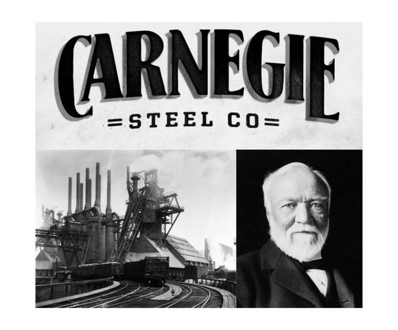 The steel industry