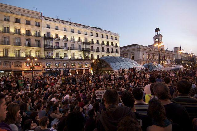 Inici de la crisi econòmica d'Espanya