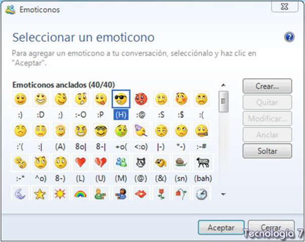 Se comienzan a utilizar los emoticonos.