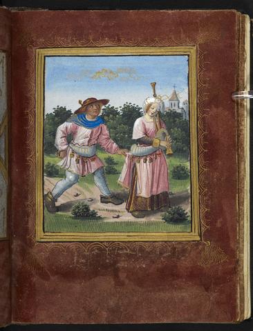 Le Jeu de Robin et de Marion par Adam le bossu
