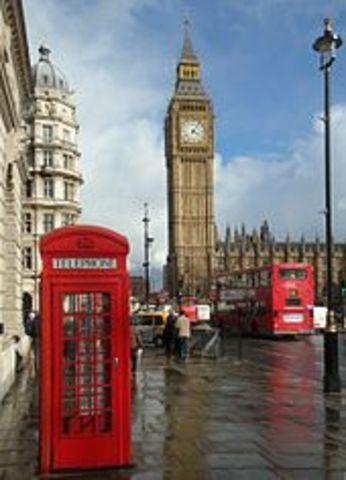 Viatge a Londres amb la família