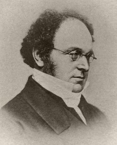 Гейтс де Морган (1806-1871)