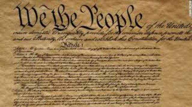 u.s. constitution replaces the article of confederation